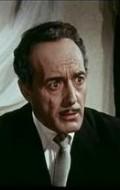 Actor Tomas Blanco, filmography.