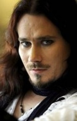 Actor, Writer, Composer Tuomas Holopainen, filmography.