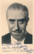 Actor Victor Francen, filmography.