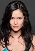Actress Victoria Sanchez, filmography.