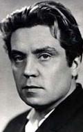 Actor Vladimir Volkov, filmography.
