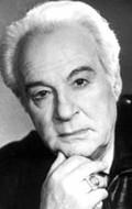 Actor Vladimir Kenigson, filmography.