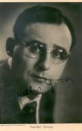 Walter Gross filmography.