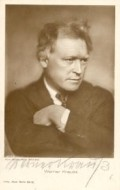 Actor Werner Krauss, filmography.