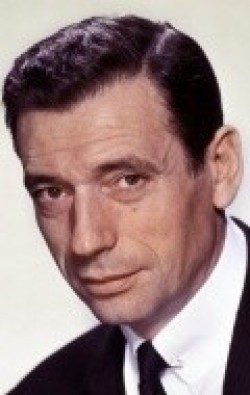 Actor, Producer Yves Montand, filmography.