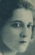 Actress Yvette Andreyor, filmography.