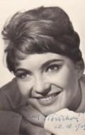 Actress Zuzana Fisarkova, filmography.