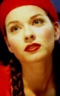 Actress Zuzana Sulajova, filmography.