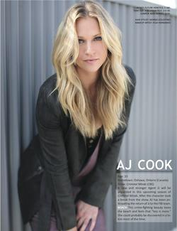 A.J. Cook picture