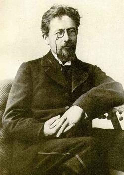 Anton Chekhov picture