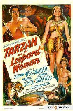 Tarzan and the Leopard Woman picture