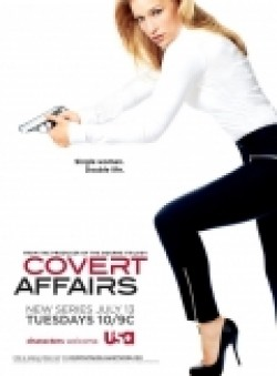 Covert Affairs - wallpapers.