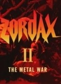 Zordax II: La guerre du metal - wallpapers.