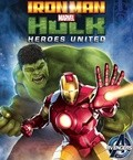 Iron Man & Hulk: Heroes United pictures.