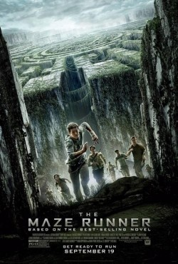 The Maze Runner pictures.