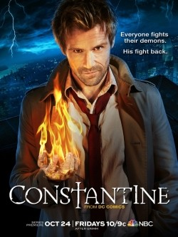Constantine - wallpapers.