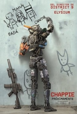 Chappie - wallpapers.
