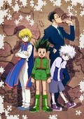Hunter x Hunter pictures.