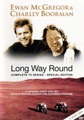 Long Way Round - wallpapers.