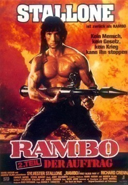 Rambo: First Blood Part II - wallpapers.