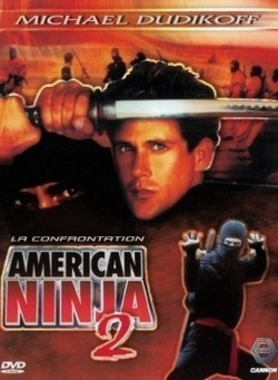 American Ninja 2: The Confrontation - wallpapers.