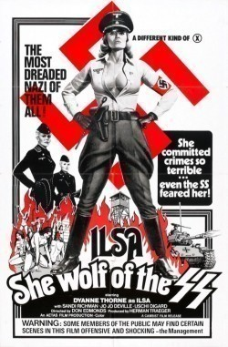 Ilsa: She Wolf of the SS - wallpapers.