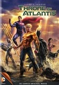 Justice League: Throne of Atlantis pictures.