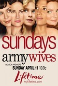 Army Wives - wallpapers.
