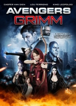 Avengers Grimm pictures.
