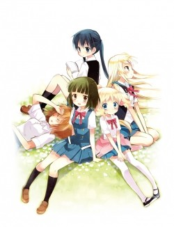 Kin`iro Mosaic pictures.