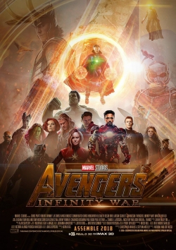 Avengers: Infinity War. Part I pictures.