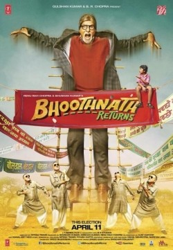 Bhoothnath Returns - wallpapers.
