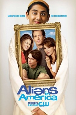Aliens in America - wallpapers.