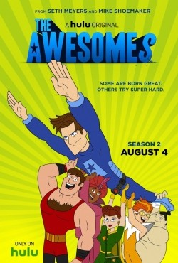 The Awesomes - wallpapers.