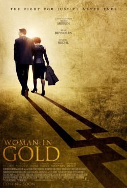 Woman in Gold pictures.