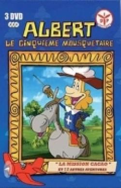 Albert le 5ème mousquetaire - wallpapers.