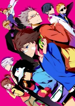 Hamatora the Animation - wallpapers.