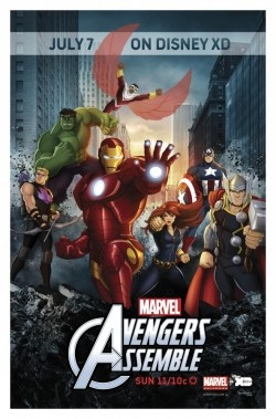 Marvel's Avengers Assemble pictures.