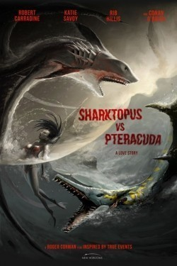 Sharktopus vs. Pteracuda pictures.