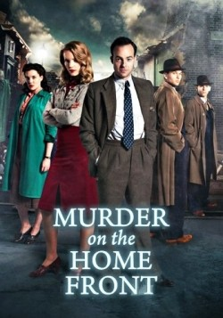 Murder on the Home Front - wallpapers.