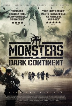 Monsters: Dark Continent - wallpapers.