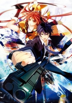 Black Bullet - wallpapers.
