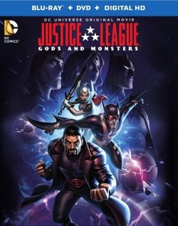 Justice League: Gods and Monsters pictures.