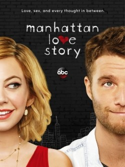 Manhattan Love Story - wallpapers.