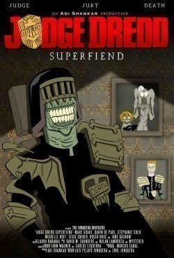 Judge Dredd: Superfiend - wallpapers.