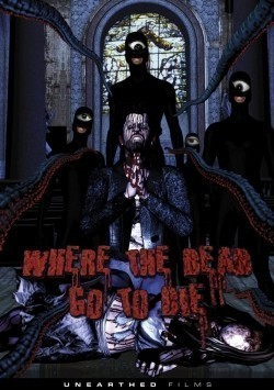 Where the Dead Go to Die - wallpapers.