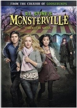 R.L. Stine's Monsterville: The Cabinet of Souls pictures.