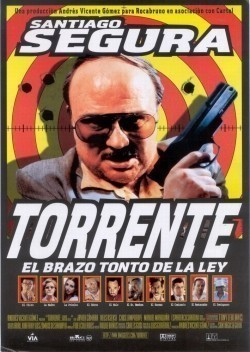 Torrente, el brazo tonto de la ley - wallpapers.