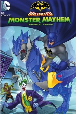 Batman Unlimited: Monster Mayhem - wallpapers.