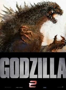 Godzilla 2 - wallpapers.